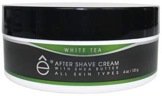 eShave White Tea After Shave Cream for Normal Skin