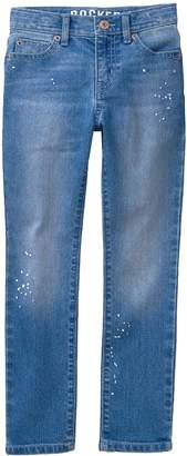 Crazy 8 Crazy8 Splatter Rocker Jeans
