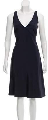 Giorgio Armani Sleeveless Knee-Length Dress w/ Tags