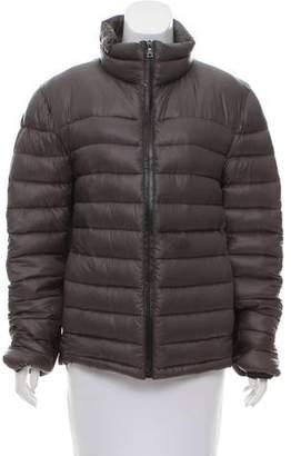 Prada Sport Quilted Down Jacket