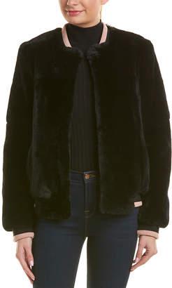 Yves Salomon Wool-Blend Jacket