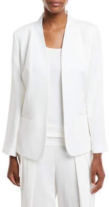 Eileen Fisher Corded Tencel® Simple Blazer, Plus Size