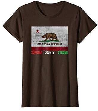 Sonoma County Strong Shirt