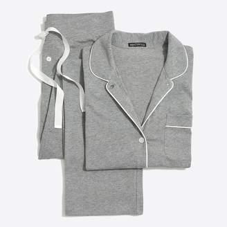 J.Crew Cotton pajama set