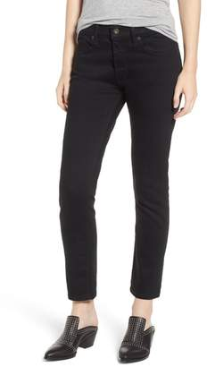 Levi's Made & Crafted(TM) The Cigarette High Waist Crop Jeans