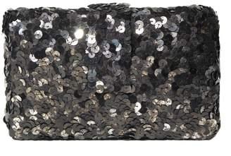 Simitri - Black Kitsch Clutch