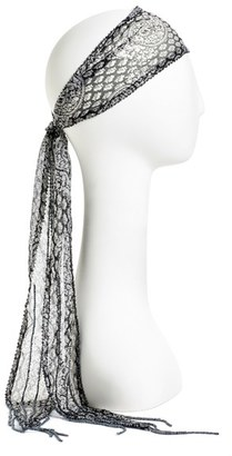 Collection XIIX Paisley Print Skinny Scarf $28 thestylecure.com