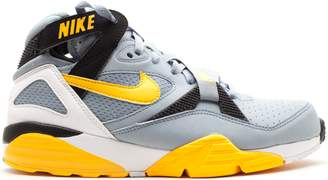 Nike Trainer Max 91 Grey Stone Medium Yellow (2010)