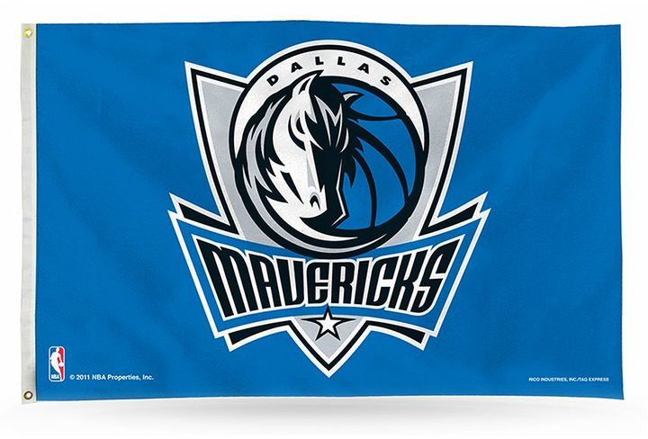 Dallas Mavericks Banner Flag
