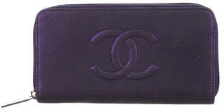 Chanel Chanel Iridescent Timeless Wallet
