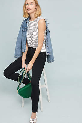 Paige Jacqueline High-Rise Straight Jeans