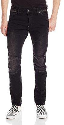G-Star Raw Men's 3D Slim Fit Jean In Intor Black Stretch Denim $200 thestylecure.com