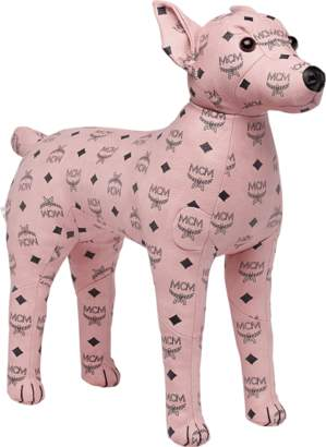 MCM Doberman Doll In Visetos
