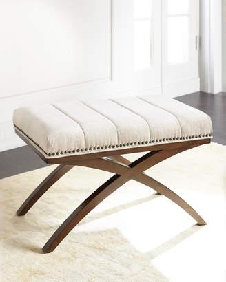 Hooker Furniture Savannah X Bench