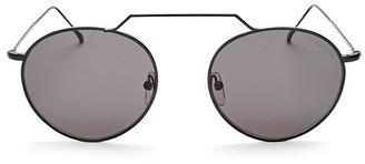 Illesteva Wynwood III Aviator Sunglasses, 54mm $177 thestylecure.com