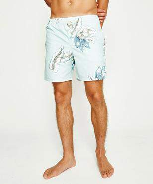 Stussy Shore Beachshort Dirty Mint