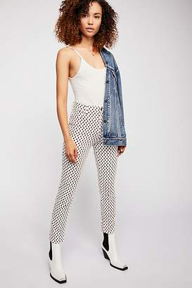 Long and Lean Printed Jegging