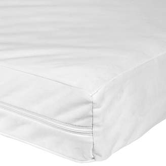 John Lewis & Partners Micro-Fresh Anti Allergy Cotbed Mattress Protector
