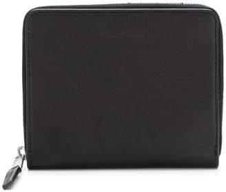 Rick Owens zip around wallet