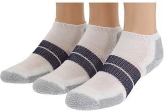 Thorlos 84N Micro Mini 3-Pair Pack Men's No Show Socks Shoes