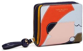 Tory Burch INSIDE-THE-BOX MINI BIFOLD ZIP WALLET