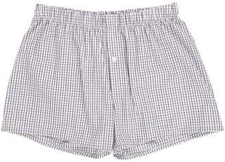Hanro Fancy Woven Boxer Men's Underwear