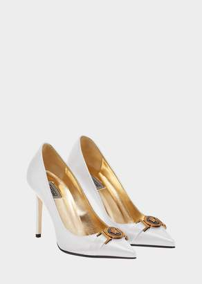 Versace Icon Leather Pumps