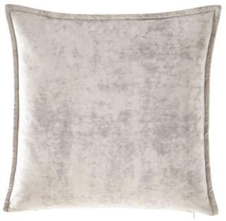 Austin Horn Classics All in Bloom Solid Velvet Pillow