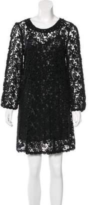 Etoile Isabel Marant Crochet Lace Mini Dress