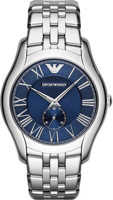 HUGO BOSS ar1789 New Valente stainless steel watch $210 thestylecure.com