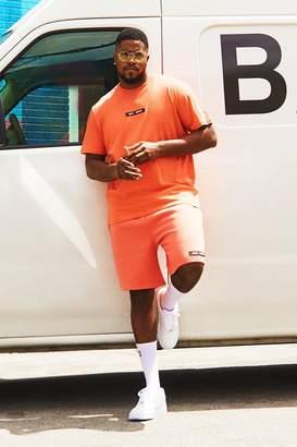 boohoo Big & Tall Regular Fit MAN Branded Short