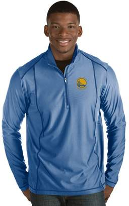 Antigua Men's Golden State Warriors Tempo Quarter-Zip Pullover