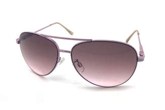 Fantas-Eyes Fantas Eyes Womens Full Frame Aviator UV Protection Sunglasses