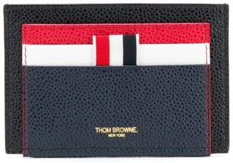 Thom Browne Pocket Insert Fun-Mix Cardholder