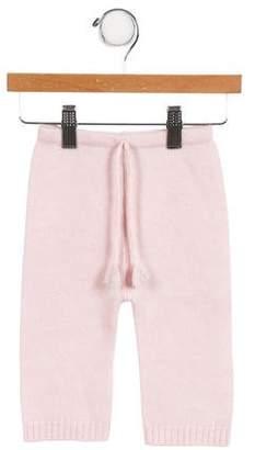 Baby CZ Girls' Cashmere Tassel Bottoms