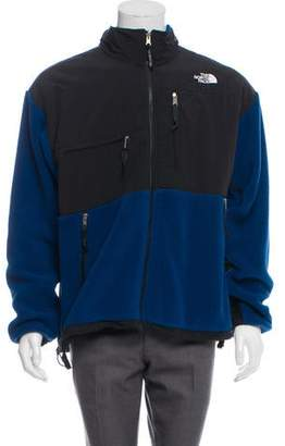 The North Face Fleece Zip Jacket