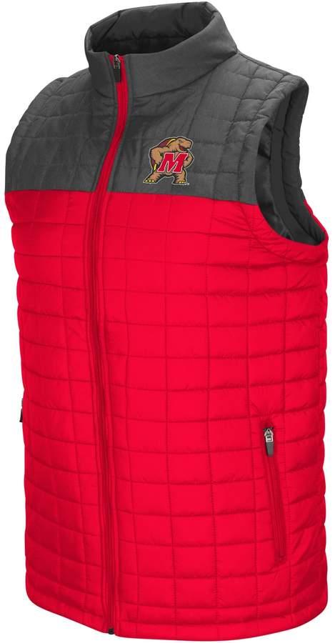 Men's Maryland Terrapins Amplitude Puffer Vest