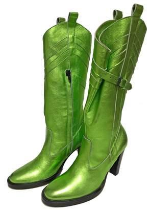 A.F.Vandevorst Leather boots
