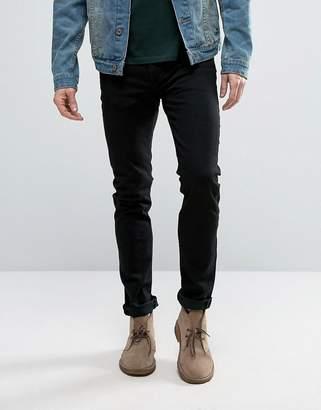Levi's Levis 510 Skinny Fit Jean Nightshine Black Wash