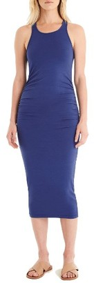 Women's Michael Stars Racerback Midi Dress $88 thestylecure.com