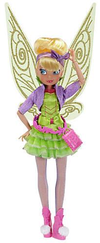 Disney Fairy Deluxe Fashion Doll - Street Tink