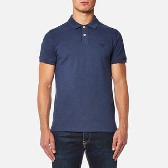 Gant Men's Contrast Collar Polo Shirt