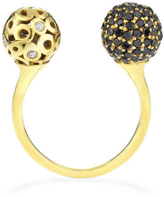 Parker Hi June Jewelry New York Rotunda U-Ring