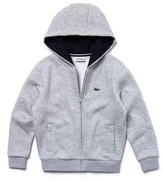 Lacoste Sporty Fleece Full Zip Hoodie