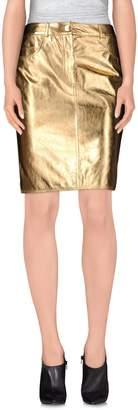Moschino Knee length skirts - Item 35256913NT