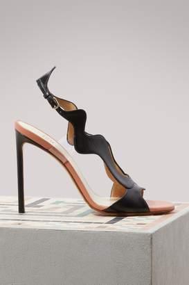 Francesco Russo Wave sandales