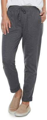 Sonoma Goods For Life Petite SONOMA Goods for Life French Terry Jogger Pants