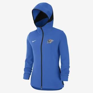 Nike Women's NBA Hoodie Oklahoma City Thunder Dri-FIT Showtime