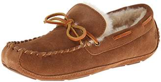 Acorn Men's Sheepskin Moxie Moc Slipper