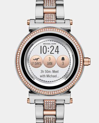 Michael Kors Smartwatch Sofie Multi-Tone